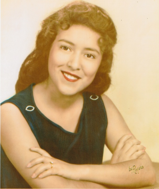 Mom's Graduation Picture