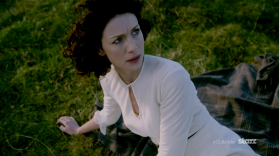 Claire Arrives in 1743