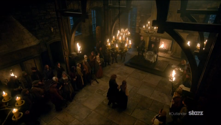 Leoch Main Hall