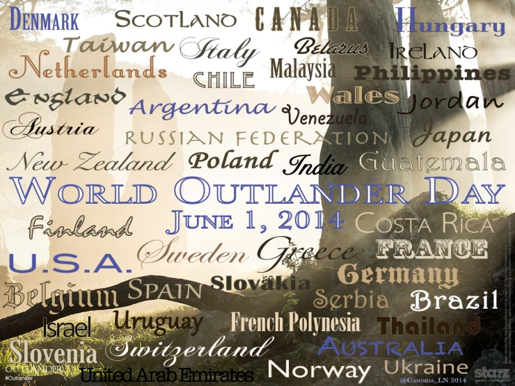 #WorldOutlanderDay_countries_11