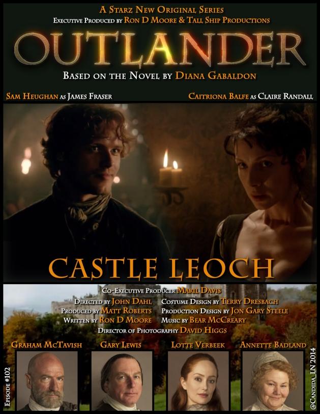 #102_Castle_Leoch_Poster