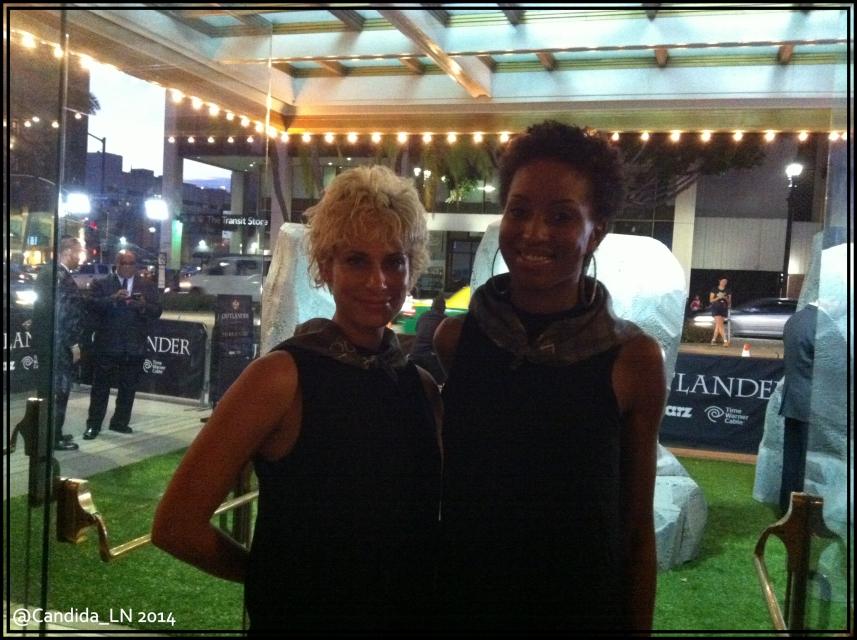 Angela & Kelehala