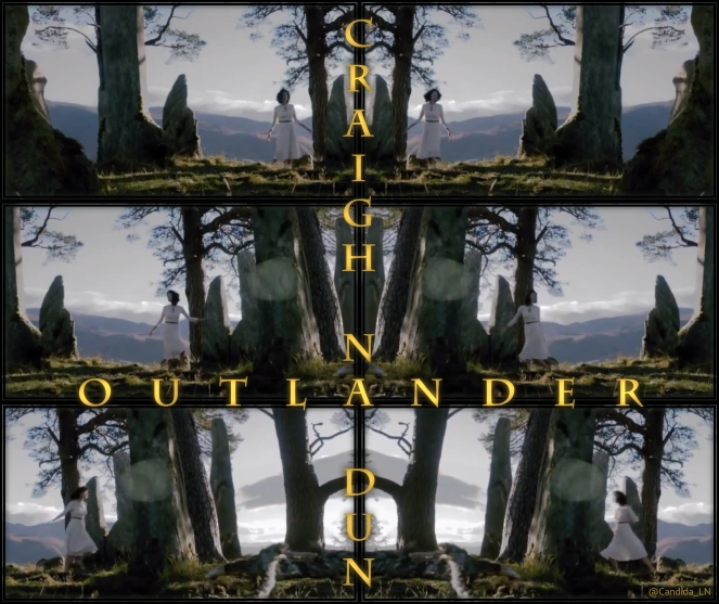 Claire Randall (Caitriona Balfe) finds herself in 1743 Scotland.