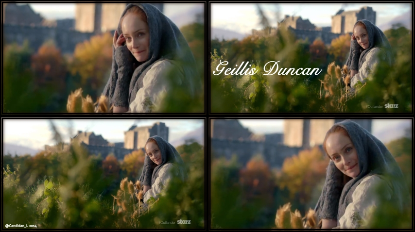 Geillis Duncan (Lotte Verbeek) knows more than she lets on.