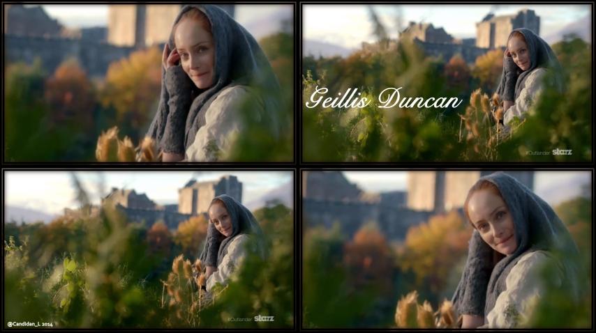 Geillis Duncan (Lotte Verbeek) knows more than she lets on.