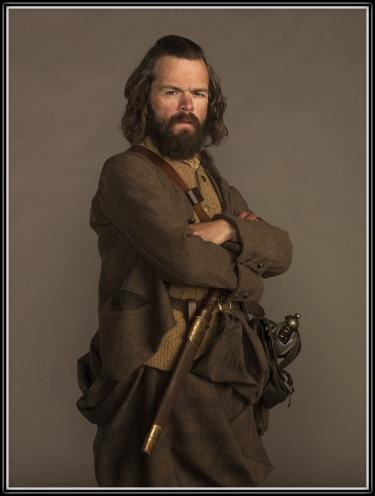 Stephen Walters as Angus Mohr