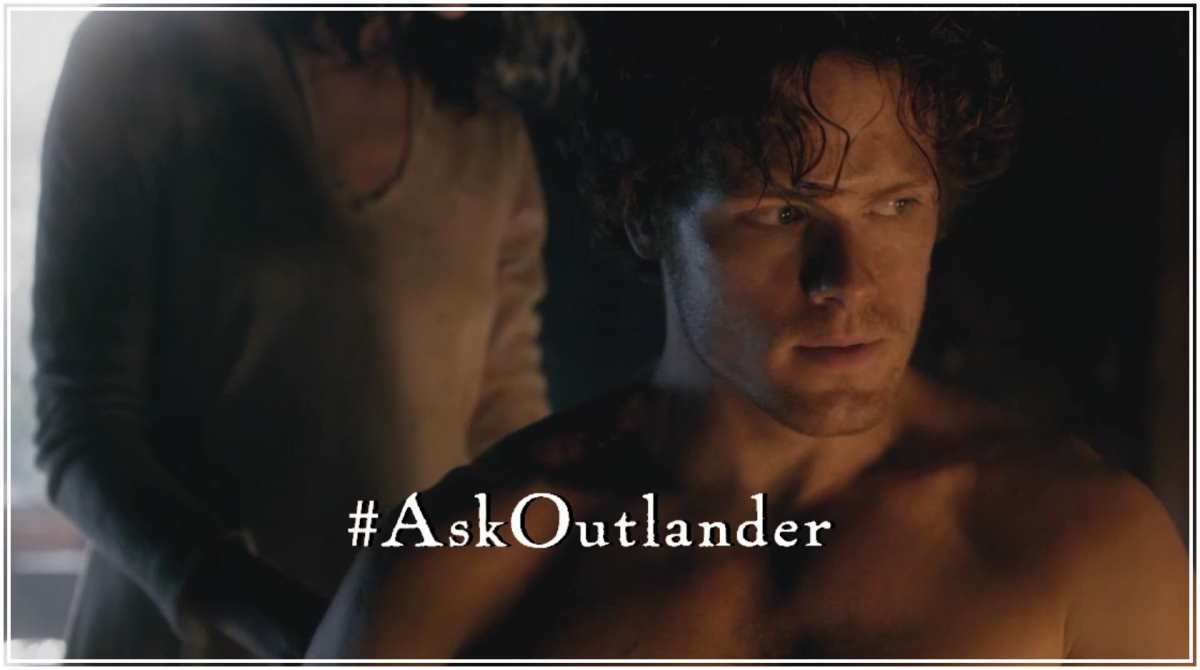 Ask Heughan