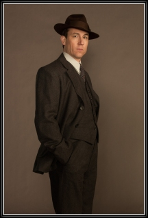 Tobias Menzies as Frank Randall