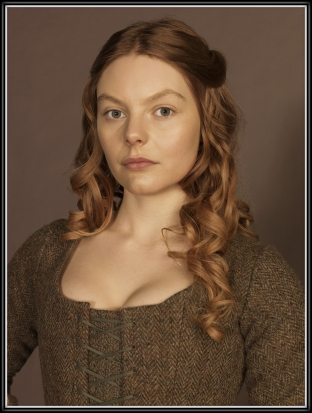 Nell Hudson as Laoghaire MacKenzie