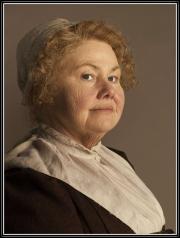 Annette Badland as Mrs. FitzGibbons