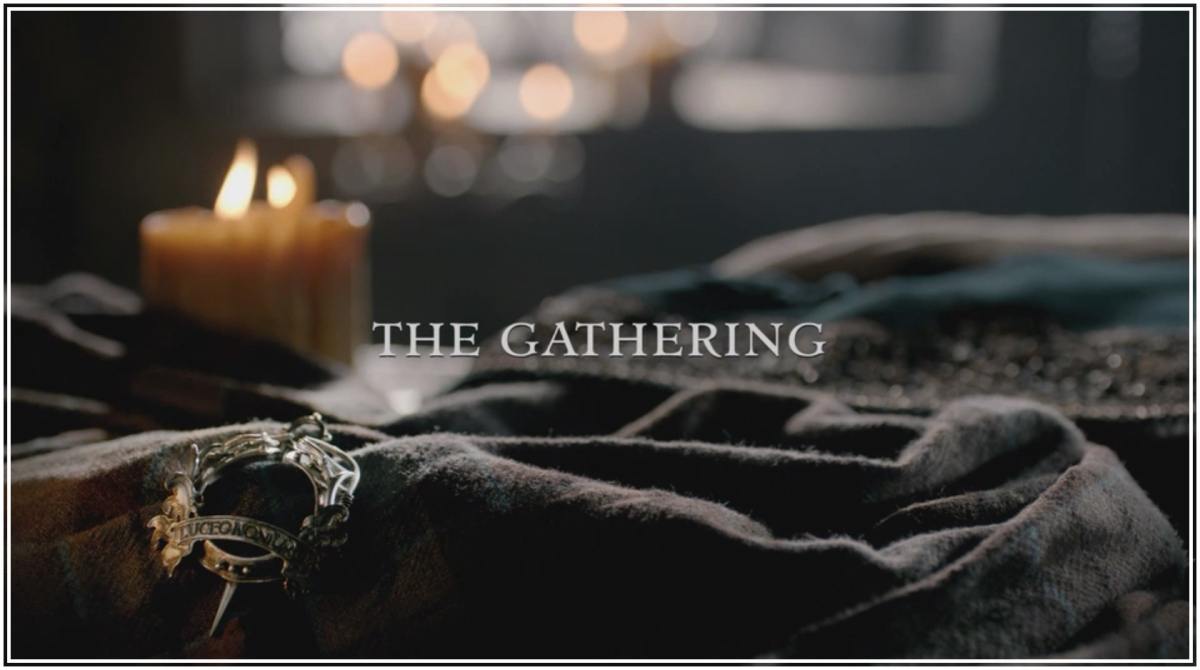 A TRUE FAN'S REVIEW OF #OUTLANDER EPISODE 104: THE GATHERING