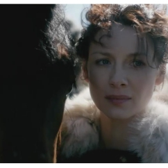 Caitriona Balfe as Claire Randall
