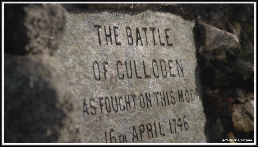 Culloden Memorial.