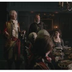 Tom Brittney as Lieutenant Jeremy Foster & John Heffernan as Brigadier General Lord Oliver Thomas