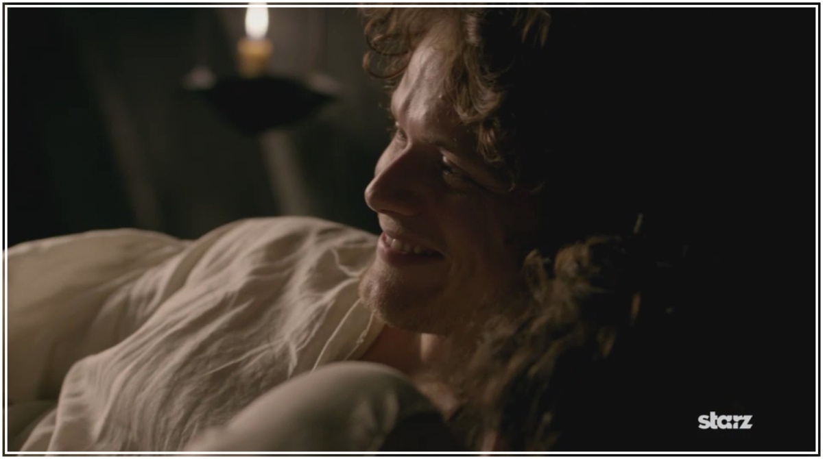 Jamie's Top 40 Looks from #Outlander Episode 107: THE WEDDING