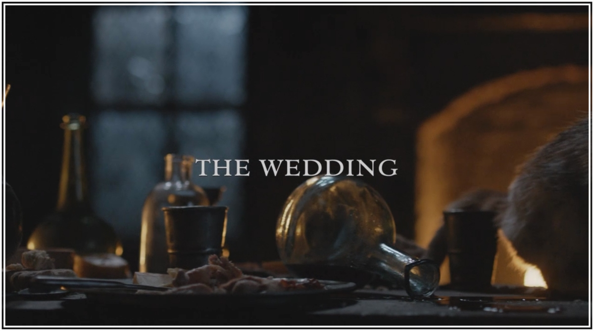 A True Fan's Review of #Outlander Episode 107: THE WEDDING
