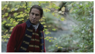 Tobias Menzies as Captain Jonathan Wolverton Randall, Esquire