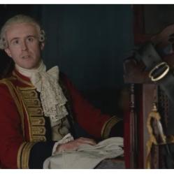 John Heffernan as Brigadier General Lord Oliver Thomas