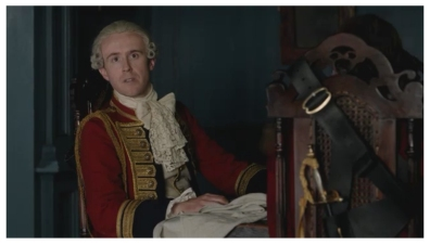 John Heffernan as Brigadier General Lord Oliver Thomas