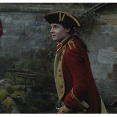 Tom Brittney as Lieutenant Jeremy Foster