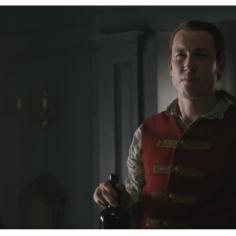 Tobias Menzies as Captain Jonathan Randall