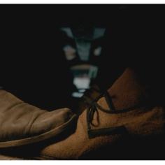 Jamie & Claire's shoes