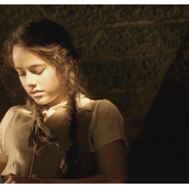 Elizabeth Bowie as Young Claire