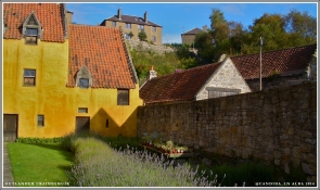 Culross Palace, where Geillis probably wishes she lived.