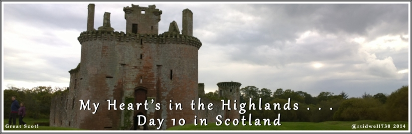 Day10_Caerlaverock_Castle