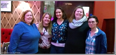 Mandy Tidwell, Sinead, Candida Nunez, Joanie, Lisa Davies