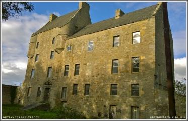 Lallybroch manor