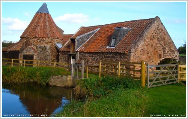 Lallybroch mill