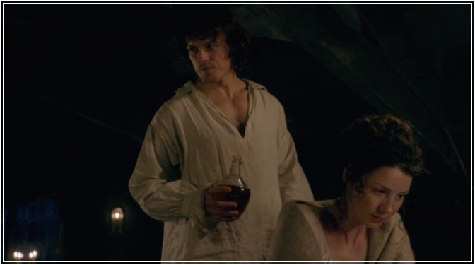 Claire's Top 30 Awkward Moments from Outlander S1 Pt1