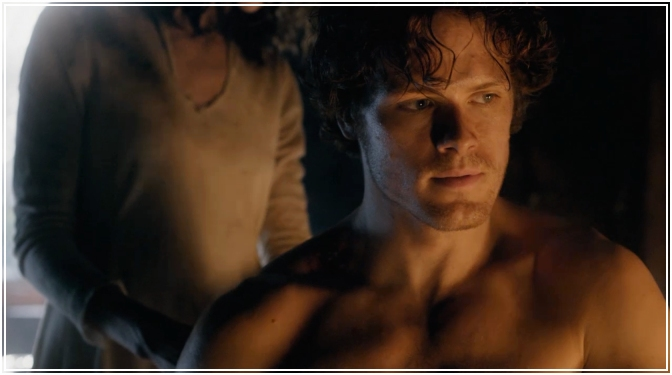 Jamie's Top 30 Awkward Moments from Outlander S1 Pt1