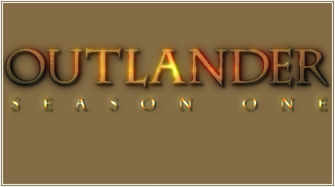 Outlander Season One Posters