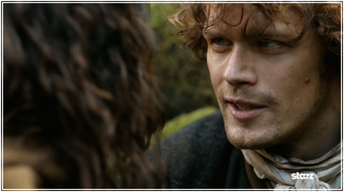 Jamie's Top 30 Looks from #Outlander Episode 109: THE RECKONING