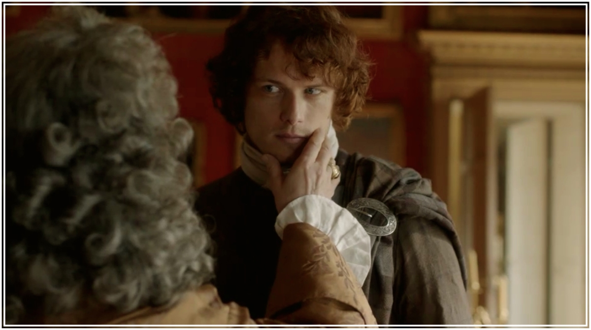 Jamie's Top 30 Awkward Moments from #Outlander S1 Pt2