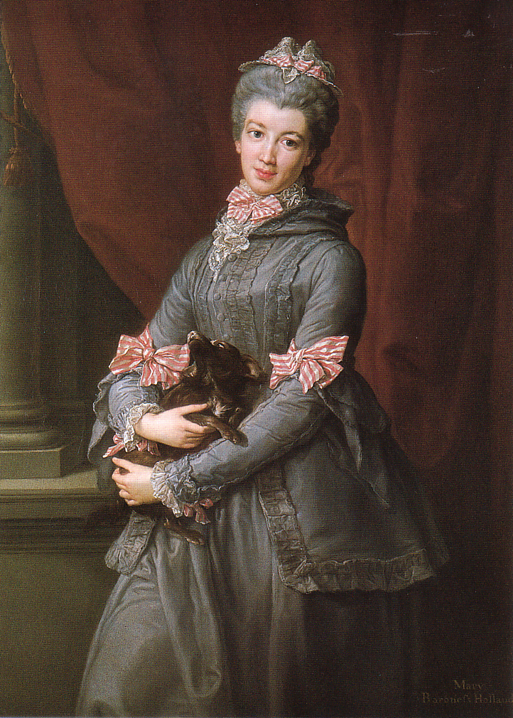 1 Batoni Lady Mary Fox