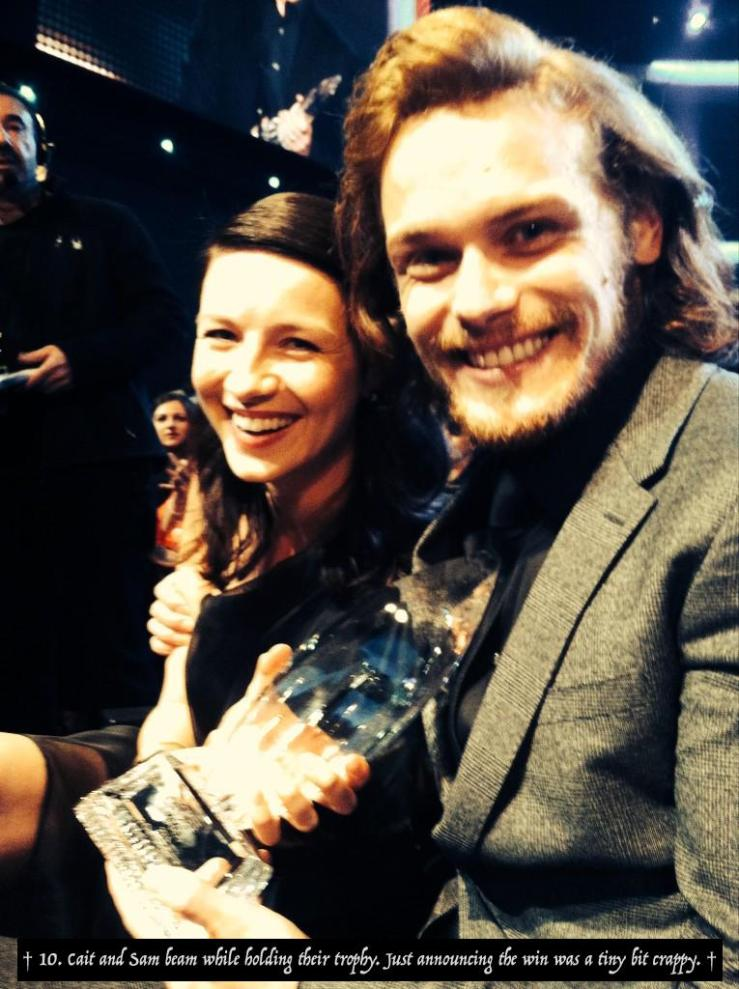 10 Sam Cait People's Choice