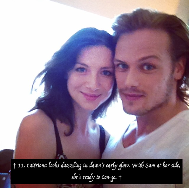 11 Sam Cait Comicon 2014 0