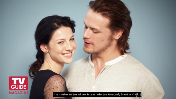 13 Sam Cait TV guide 2