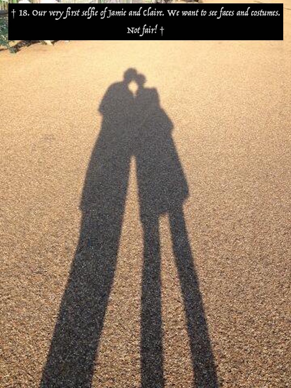 18 Sam Cait shadow selfie