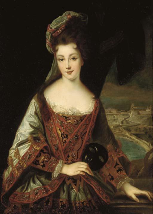 2 Marie Adelaide de Savoie