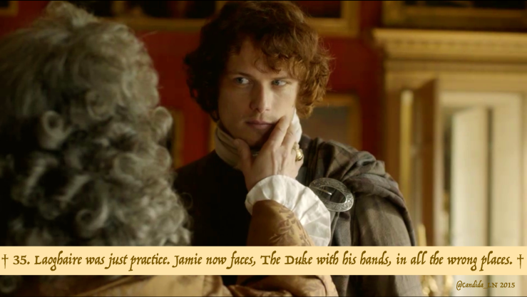 35 ep110 Jamie and the Duke