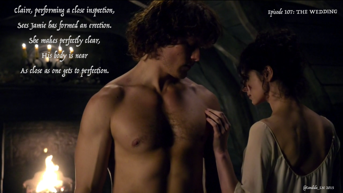 ep107 Claire Jamie perfection
