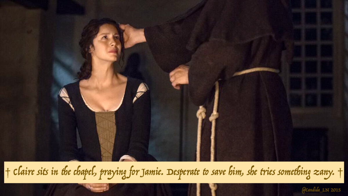 ep116 Claire prays