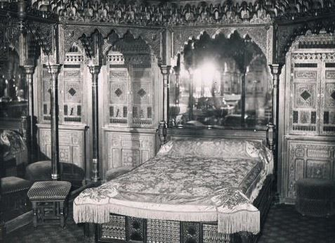 Le Chabanais Moorish Room