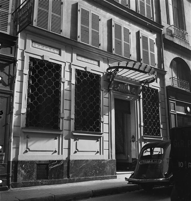 Le Chabnais exterior 1938