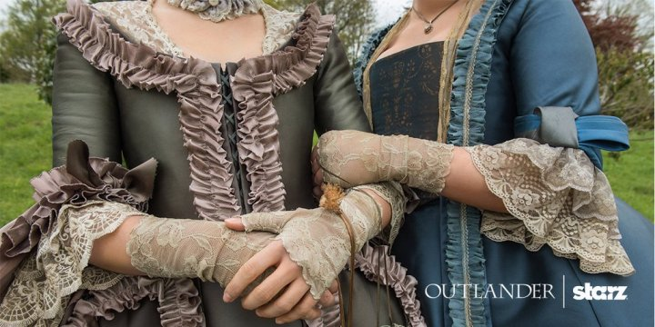 Outlander S2 Day 22 Costumes