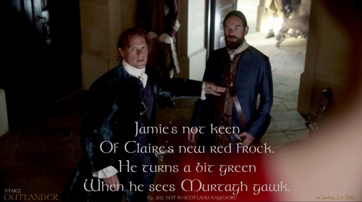 16 OL S2 Ep202 Jamie Red and Green